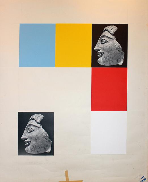 , 'Blocks,' 2014, FMLY
