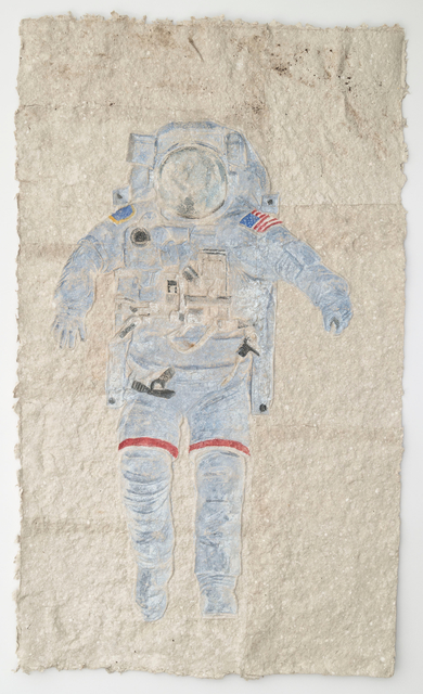 , 'Upside Down Spaceman (gray),' 2015, Project: ARTspace