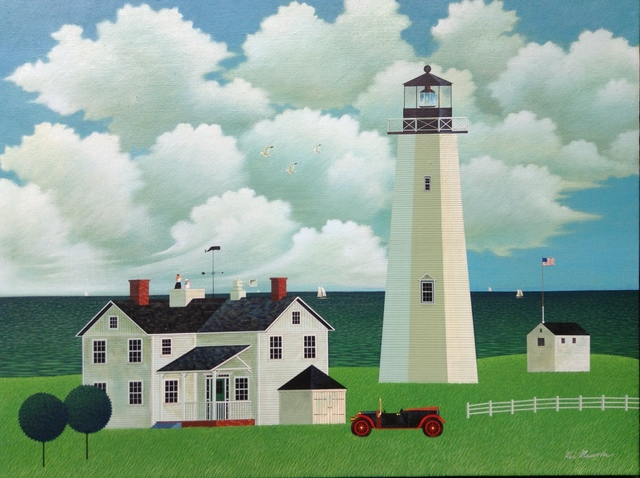 Kei Masuda, 'New England scene', 2000, Sigrid Freundorfer Fine Art