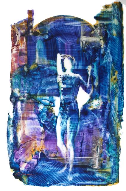, 'L'Age de Bronze (Hommage à Rodin),' 2017, Emillions Art