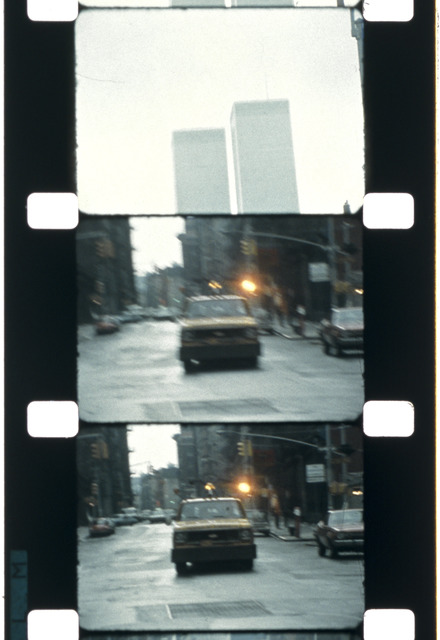 Jonas Mekas, 'Downtown New York, 1990', 2013, Deborah Colton Gallery