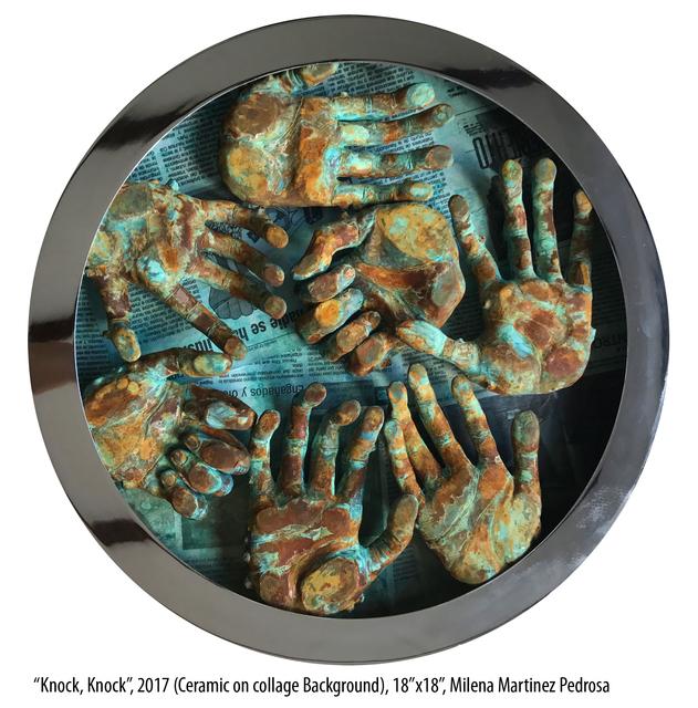 , 'Knock, Knock,' 2017, Martinez-Pedrosa Studio