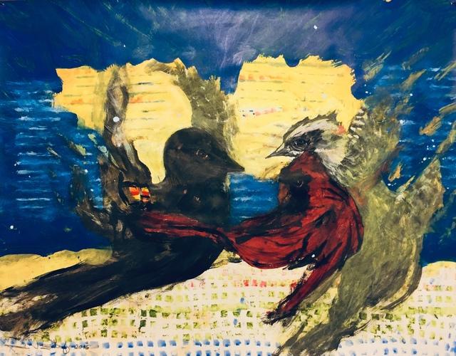 , 'Resolution,' 2019, LeMieux Galleries
