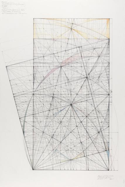 Mark Reynolds, 'Double Square Series: Roots and Harmonics', 2011, Pierogi