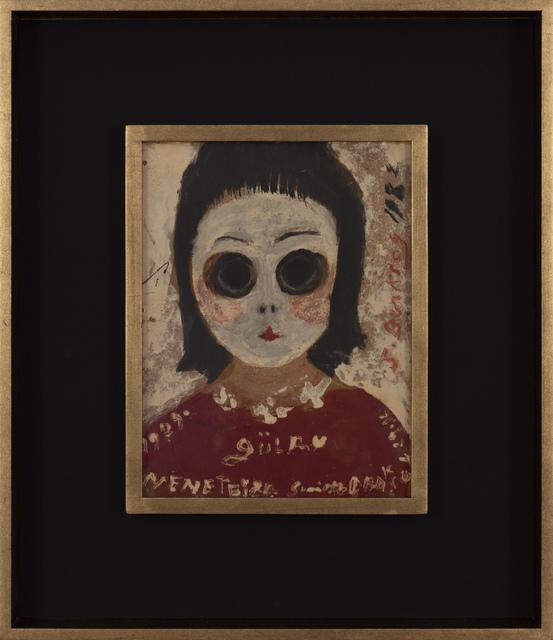 Semíha Berksoy, 'Gülru', 1982, Galerist