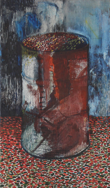 , 'The Barrel,' 1997, Saskia Fernando Gallery