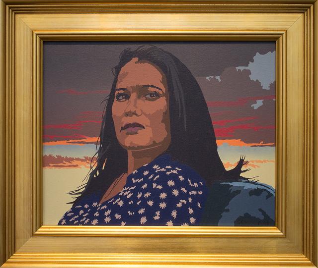 , 'Liz,' 2018, Blue Rain Gallery