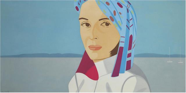 Alex Katz, 'Ada in Blue Hat', 2004, Galerie Maximillian