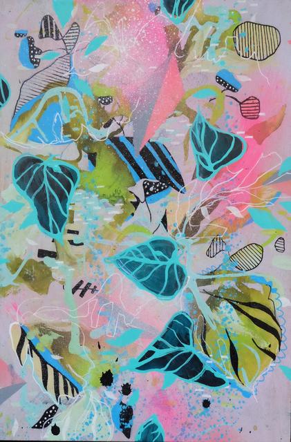 , 'Confetti,' 2017, Fousion Gallery