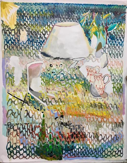 , 'Knitt Lamp ,' 2017, Artemisa Gallery