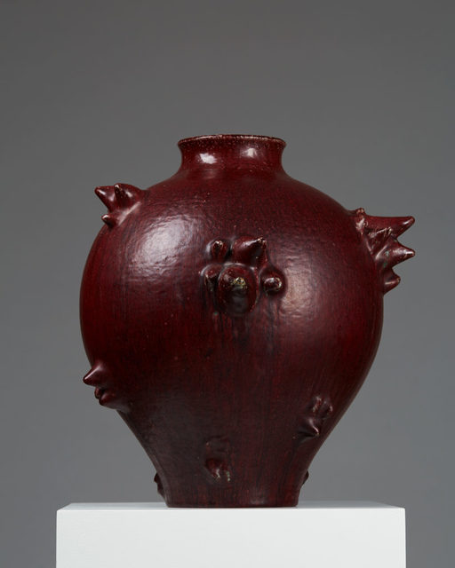 , 'Vase,' 1940-1949, Modernity