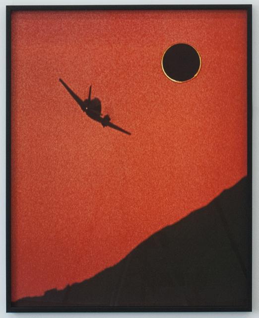 , 'Black Sun (Untitled 506),' 2018, Meessen De Clercq