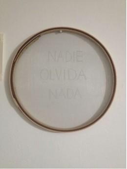 , 'Nadie olvida nada,' 2014, Galería Vermelho