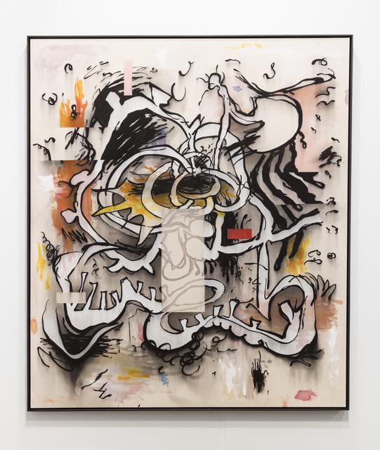 , 'Süsse Kopfschmerz,' 2017, NINO MIER GALLERY