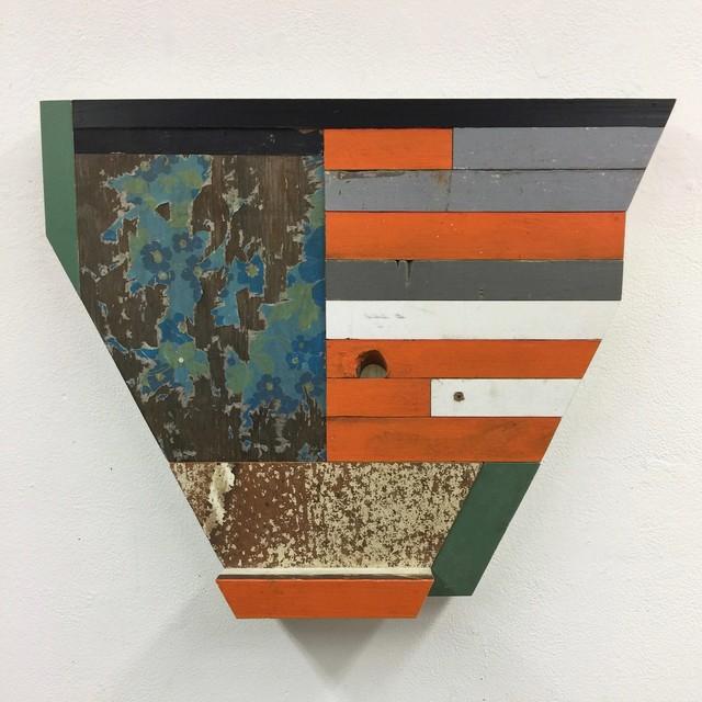 , 'A Sea Garden,' 2018, The Schoolhouse Gallery