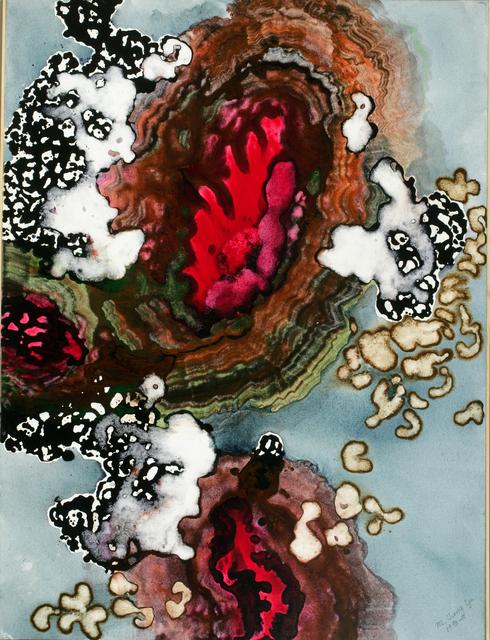 , 'Sunken Treasure Ruby I #10,' 1993, ACA Galleries
