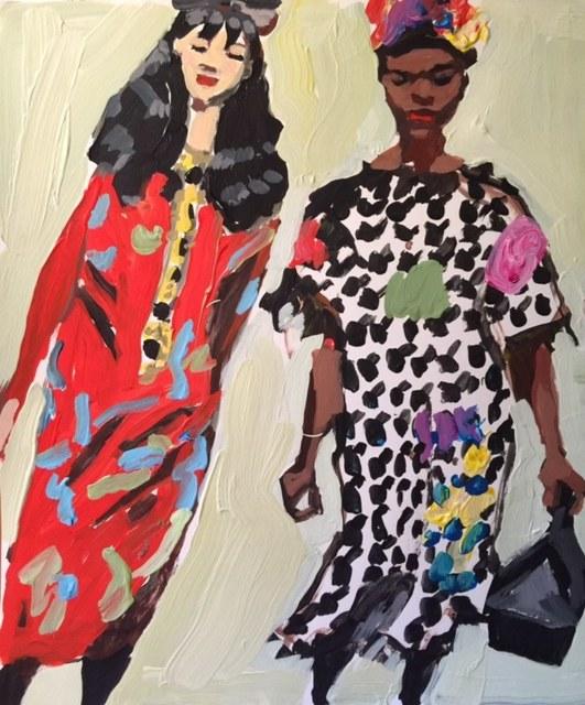 , 'Dolce Gabanna,' 2018, Vanessa Rothe Fine Art