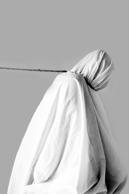 , 'Kefen,' 2016, Siyah Beyaz Art Gallery