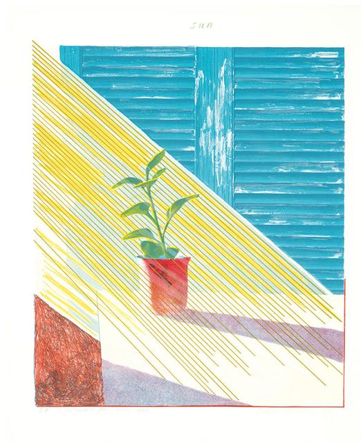 , 'Sun,' 1973, Gormleys Fine Art