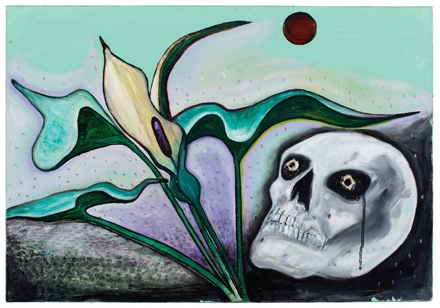 David Harrison, 'Flowers of Evil, Parson in the Pulpit', 2014, Victoria Miro
