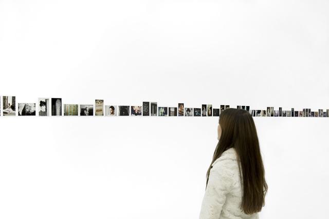 """, 'From series """"Ya la vida cambió"""" (Installation),' 2018, CIBRIÁN"""