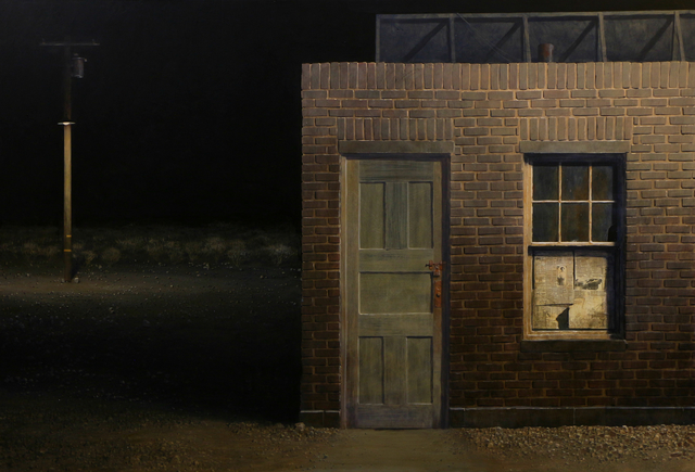 , 'When the Night Came and Took Us (Part 4),' 2017, Stanek Gallery