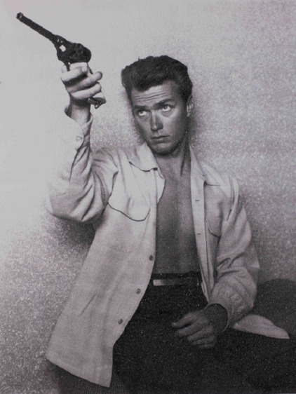 Russell Young, 'Clint Eastwood', 2010, Taglialatella Galleries