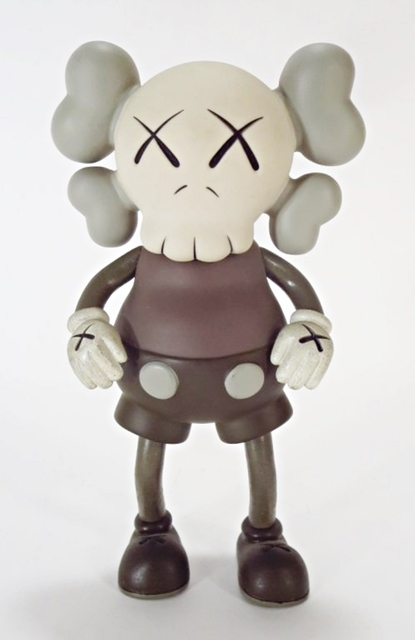 , 'KAWS  Limited Edition 1st Companion from the collection of art critic Anthony Haden Guest (Signed),' 1999, Alpha 137 Gallery