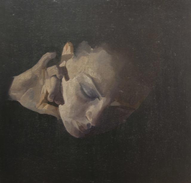 Yuriy Ibragimov, 'Three Quarter', 2018, Abend Gallery
