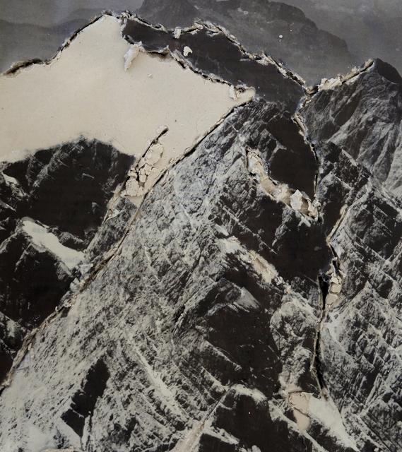 , 'Bergen 03,' 2014, Galerie Christian Lethert