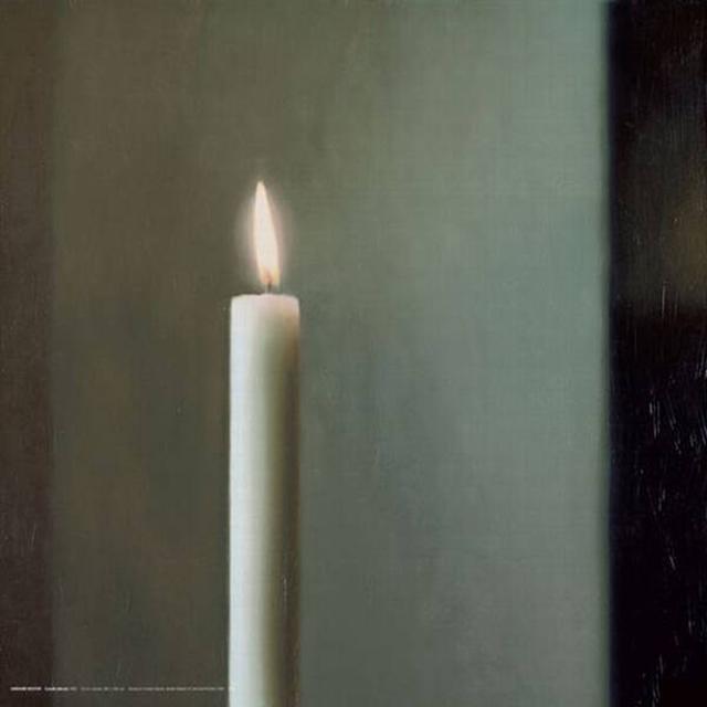 Gerhard Richter, 'Kerze poster', 2011, EHC Fine Art