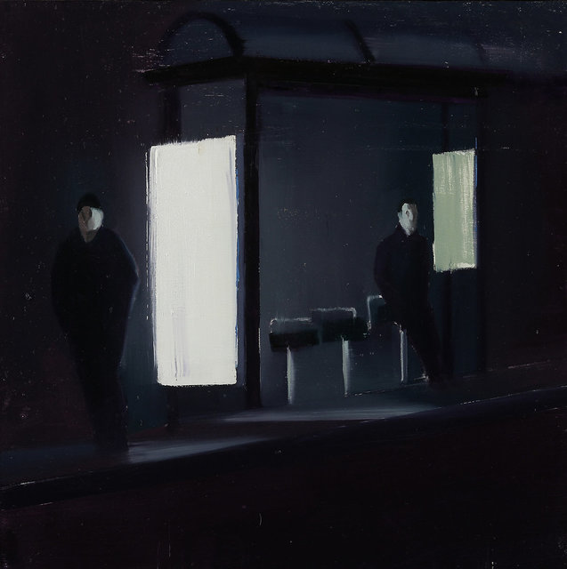 , 'Waiting #235,' 2015, Hashimoto Contemporary