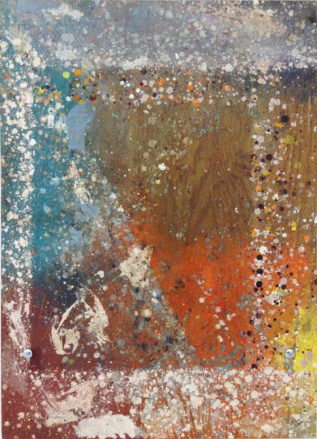 , 'Shelf Paintings (Dew Problems) #02,' 2011, Annka Kultys Gallery