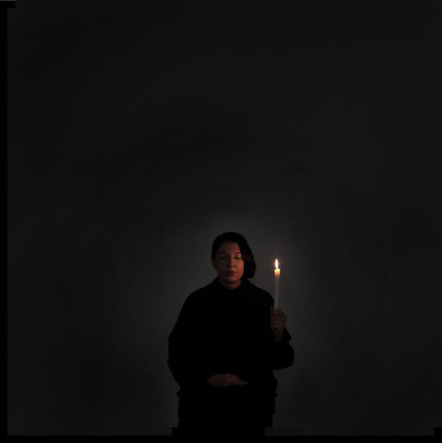 , 'Artist Portrait with a Candle (A),' 2012, Lia Rumma