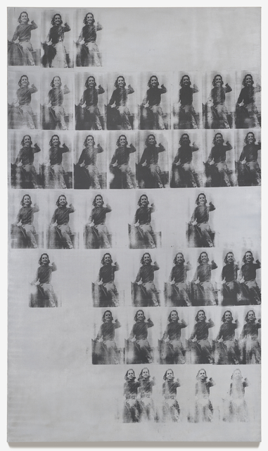 Andy Warhol, 'National Velvet', 1963, San Francisco Museum of Modern Art (SFMOMA)