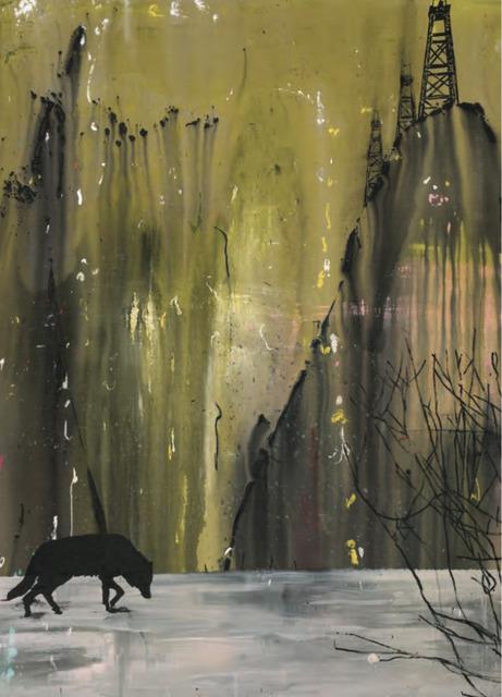 , 'Lone Wolf,' 2017, Maddox Gallery