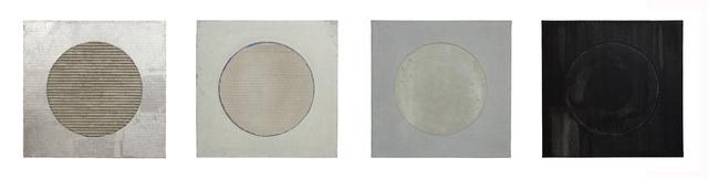 , 'Simplicity (Four Pieces NO.2),' 2014, Triumph Art Space