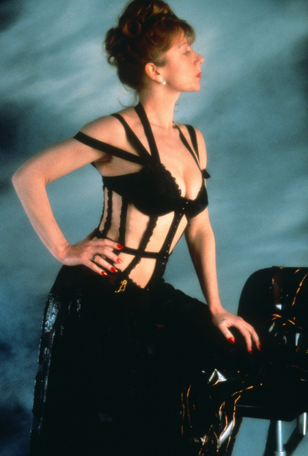 , 'Helen Mirren in Peter Greenaway's 1989 film The Cook, The Thief, His Wife, and Her Lover,' 1989, Brooklyn Museum