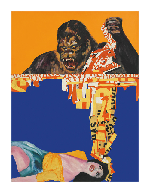 , 'The Dream,' 1963, Garth Greenan Gallery