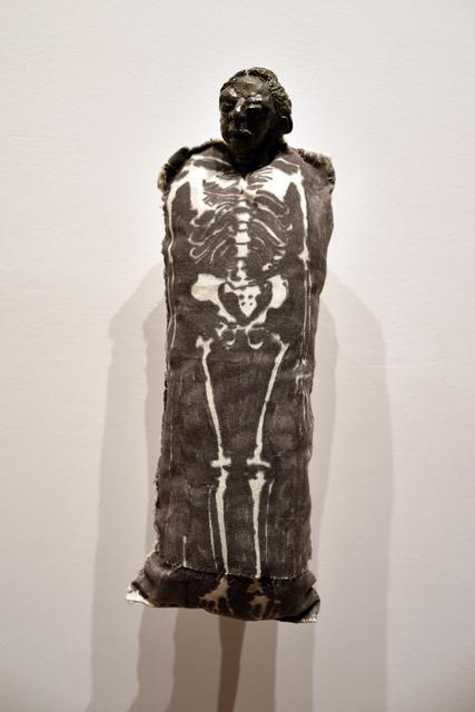 , 'Mr. Gray,' 2018, Carter Burden Gallery