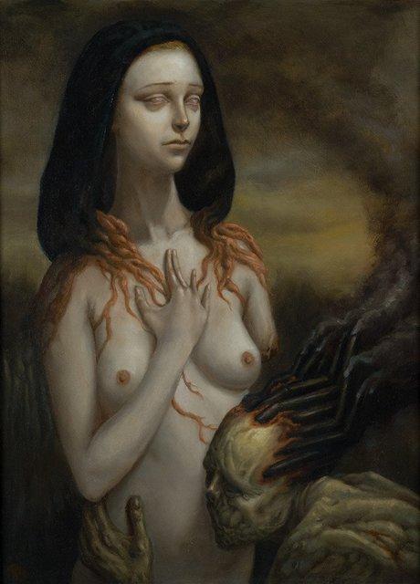 , 'Adoration in the Wastelands,' 2008, Modern Eden