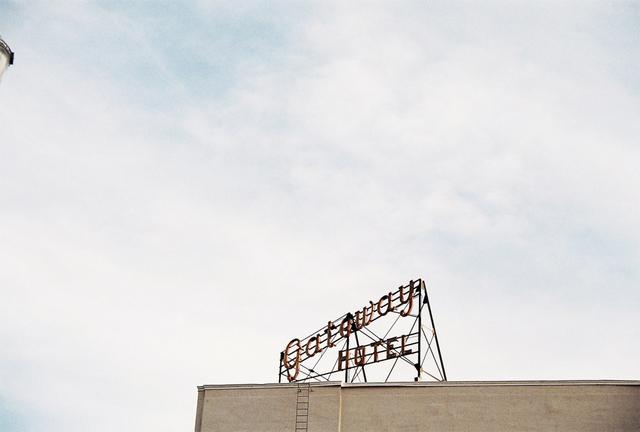 , 'Untitled (Gateway Hotel),' 2017, Cob
