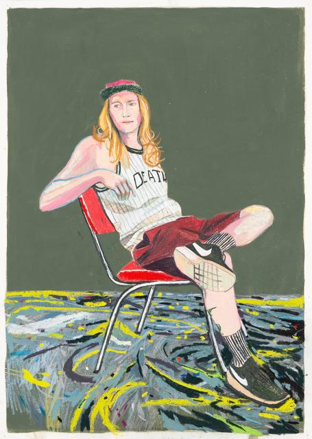 , 'Wyatt,' 2017, Setareh Gallery