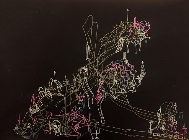 , 'Untitled 7,' 2017, AFA Gallery
