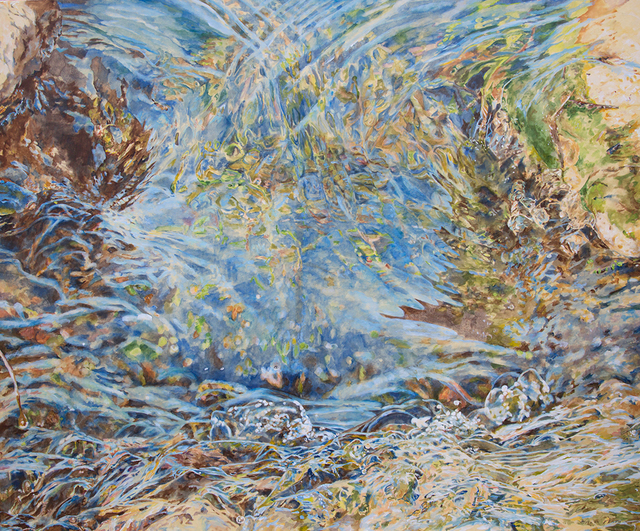 , 'Fresh Water,' 2017, Valley House Gallery & Sculpture Garden