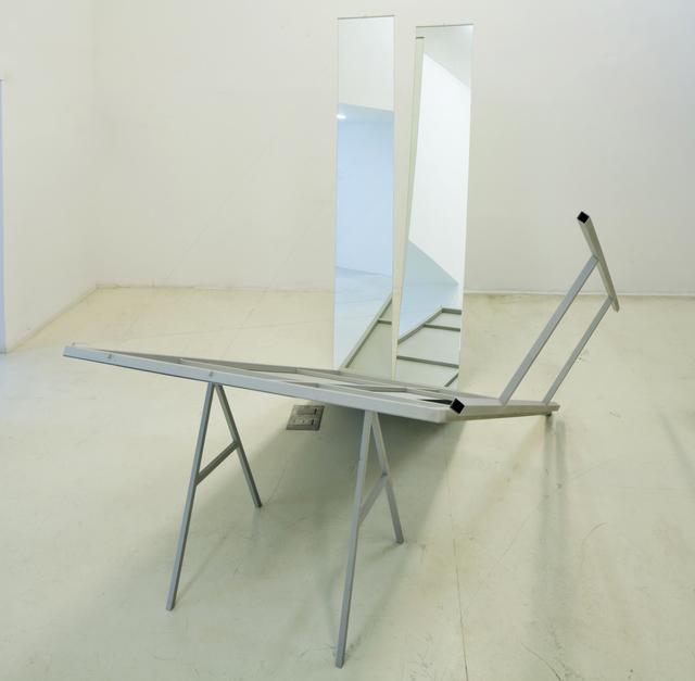 , 'Sin título,' 2013, Galería La Caja Negra