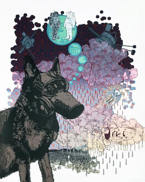 , 'Plague Dog,' 2018, Dab Art