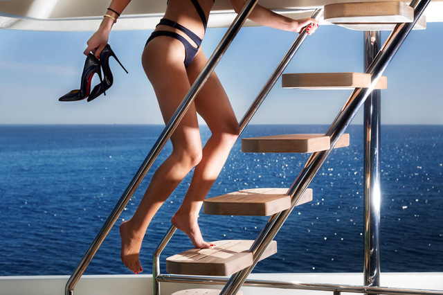David Drebin, 'Upper Deck', 2018, Laurent Marthaler Contemporary