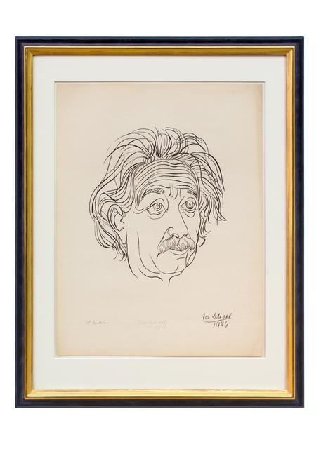 , 'Albert Einstein,' 1946, Hagemeier
