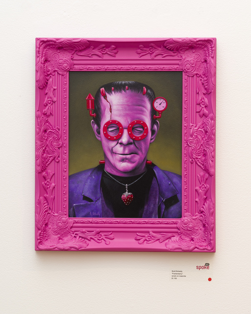 , 'Frankenberry,' 2013, Spoke Art